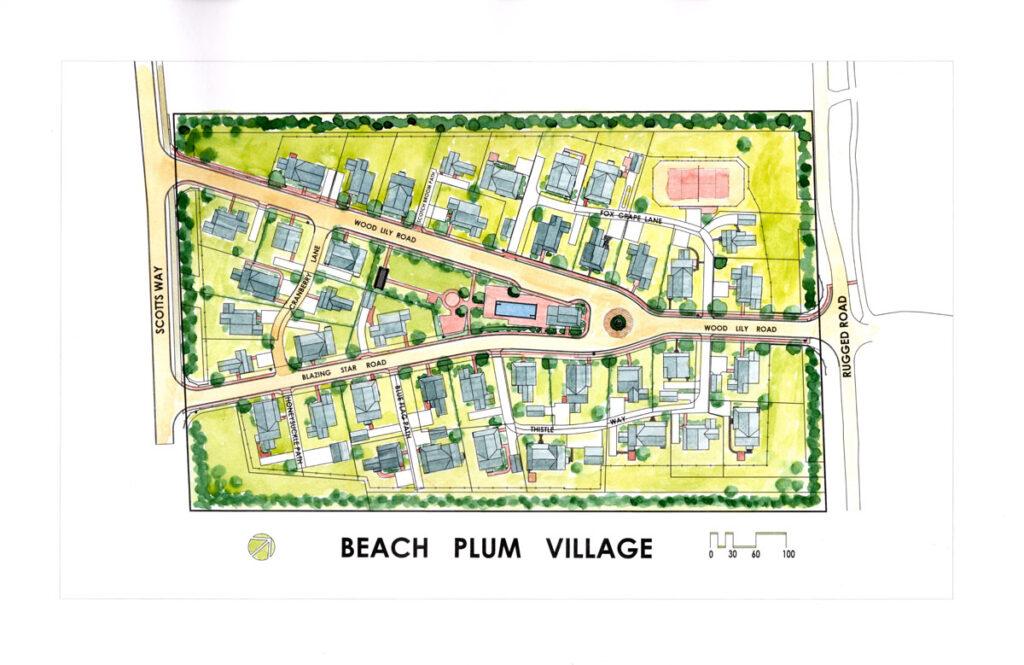 Beach Plumb Village Nantucket