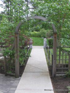 Dr Harvey Zarren Healing Gardens