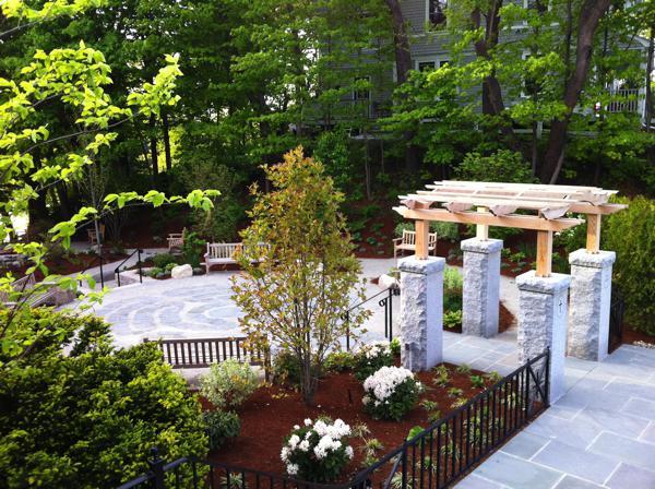 Spiritual Landscape Design Weinmayr/Jay Associates